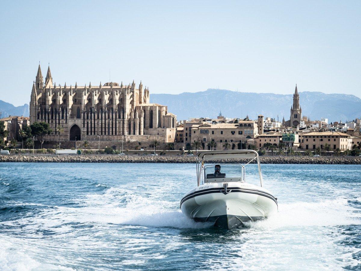 Alquiler de lancha en Mallorca