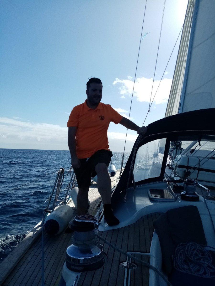Curso de PER a Bordo en Canarias