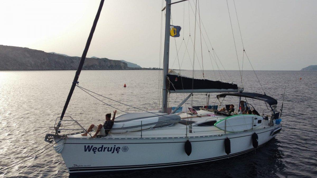 Una vacanza a vela nelle Isole Egadi