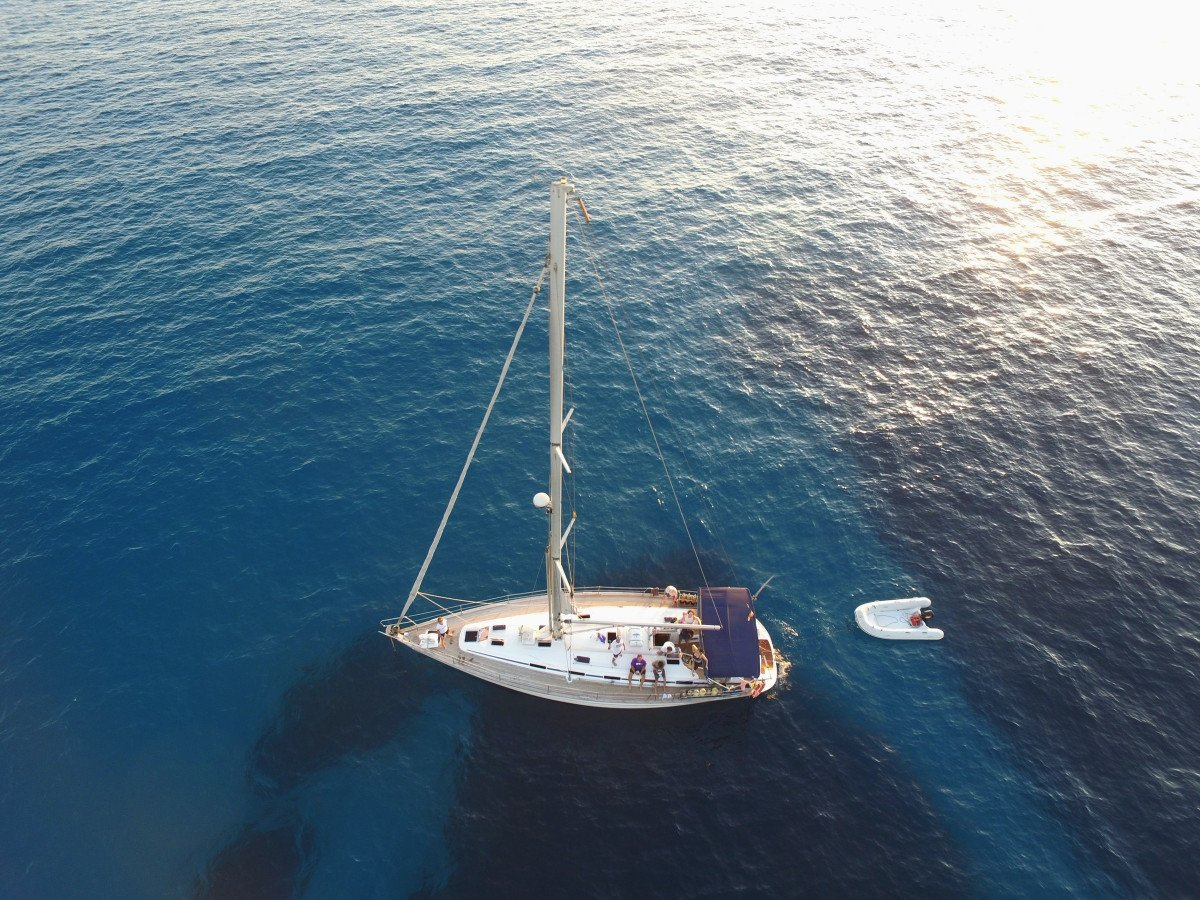 """Crucero de vela y buceo """"especial Nochevieja"""" por Ibiza y Formentera"""