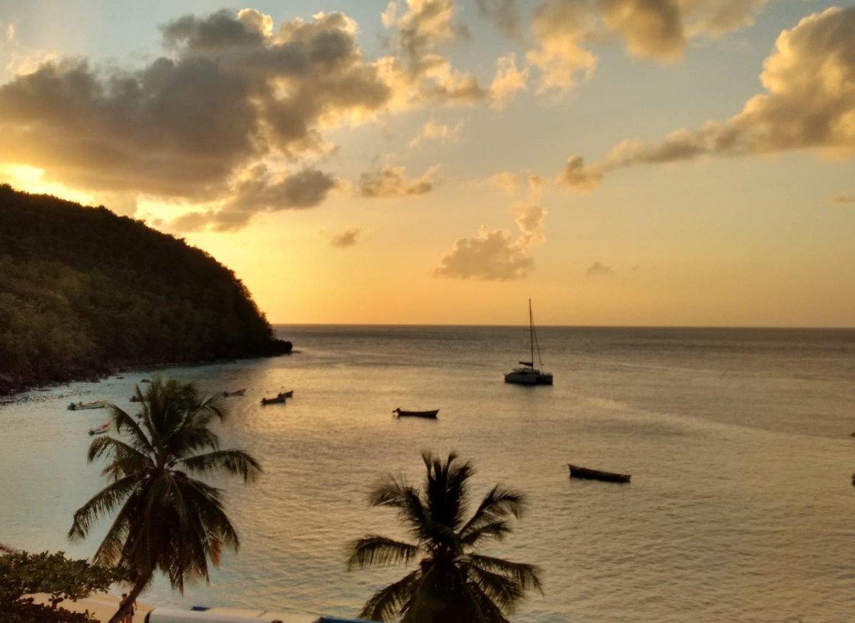 Semana de navegación por el Caribe: Martinica- Granada