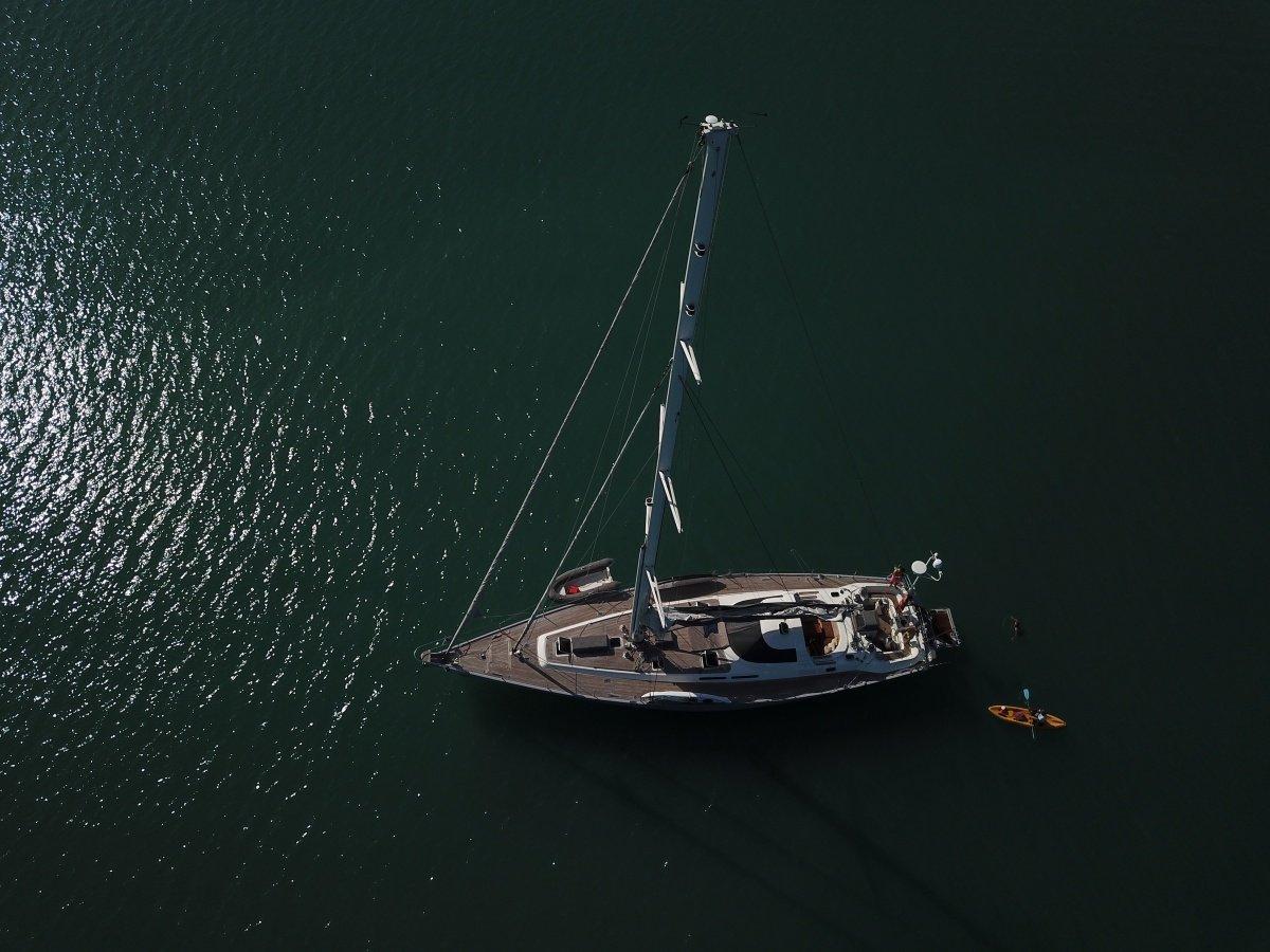 Cruce del Atlántico en velero de lujo desde Bermuda a Cádiz