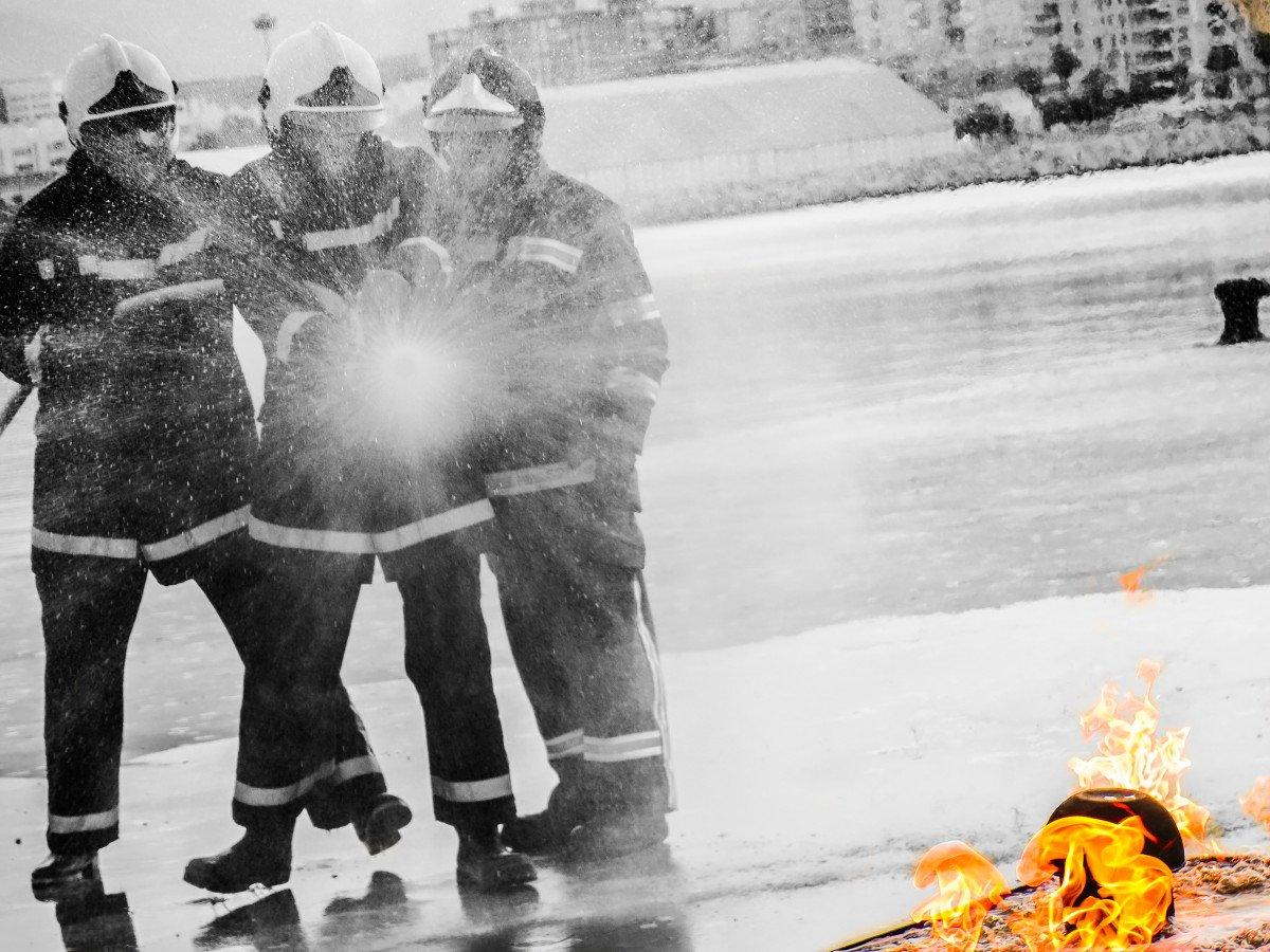 Curso Avanzado de Lucha contra Incendios en Málaga