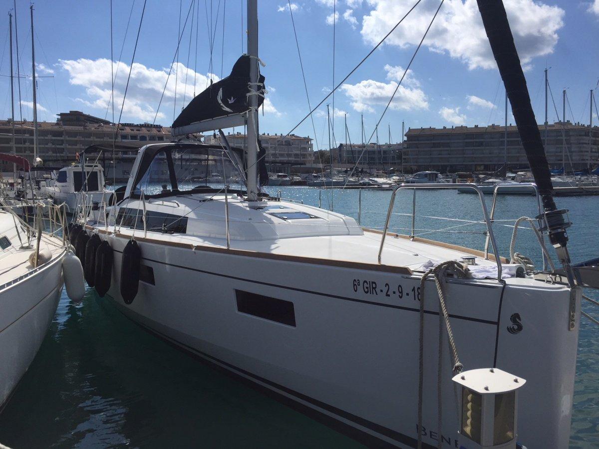 Vacaciones por Costa Brava en velero desde Sant Feliu de Guixols