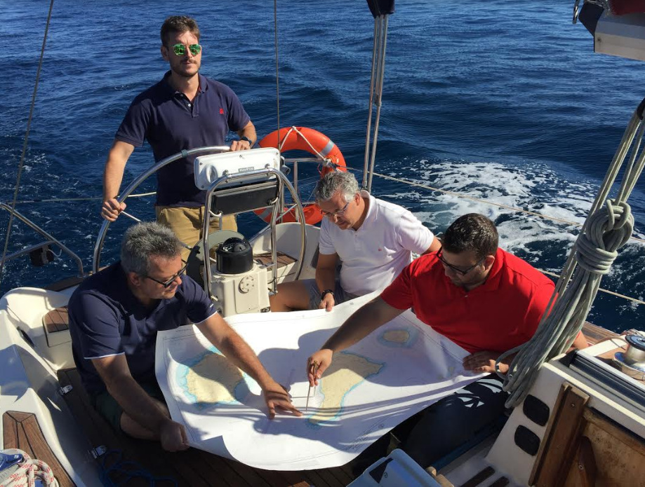 Course to obtain your navigation license in Tenerife