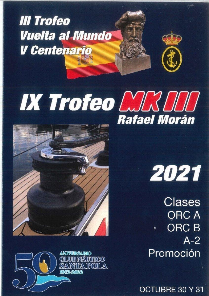Regata IX Trofeo MKIII - Rafael Morán