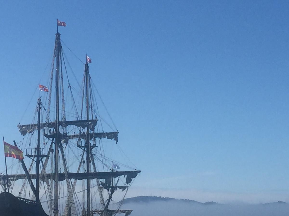 Ruta en velero por Rías Baixas