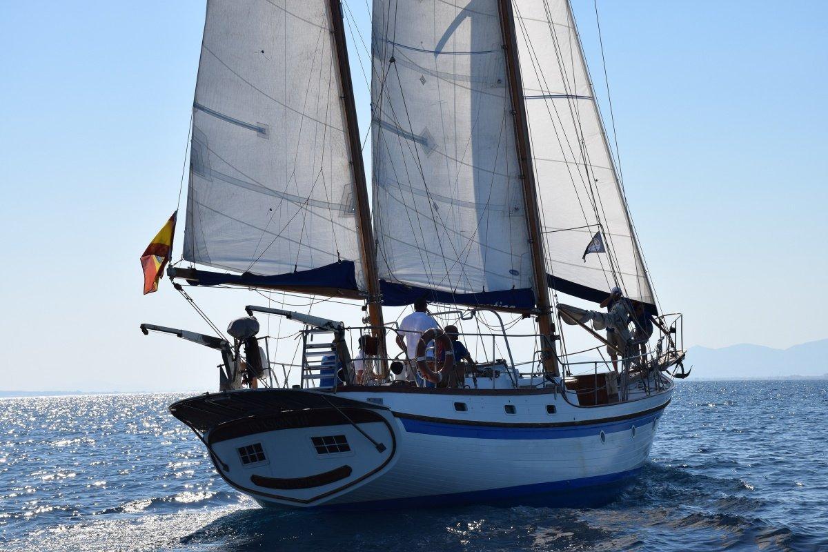Prácticas obligatorias de navegación PER en Alicante