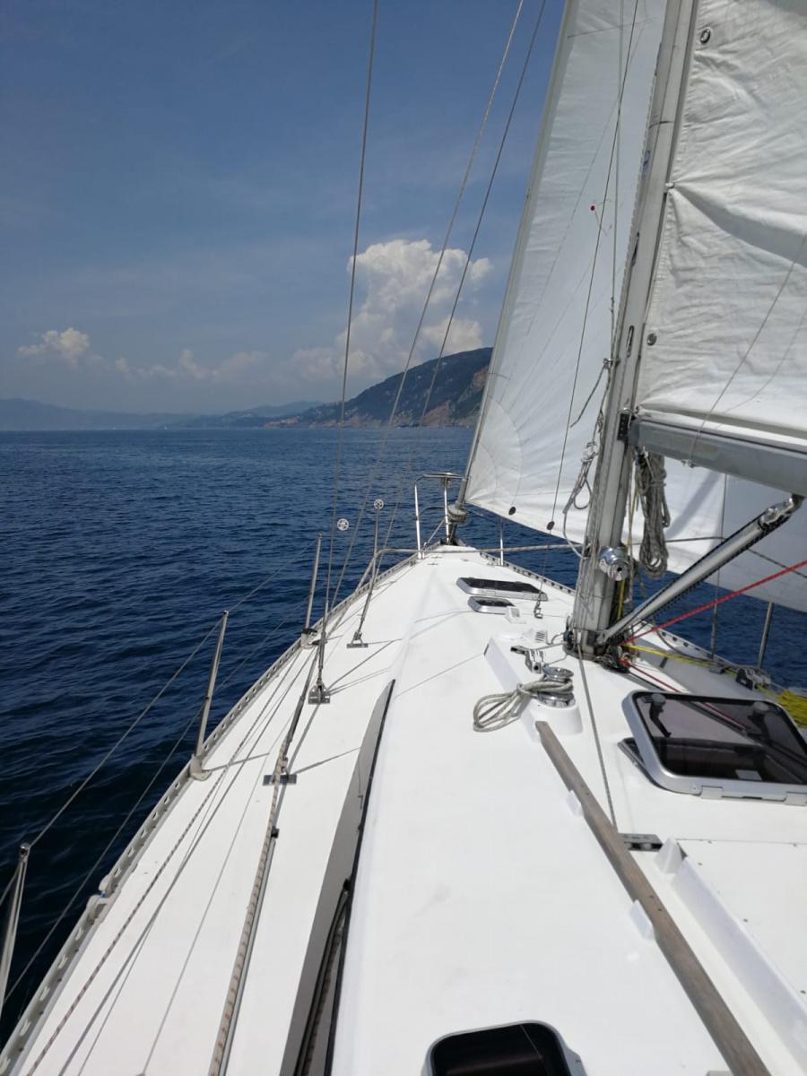 Travesía Palermo - Cerdeña - Ibiza en barco