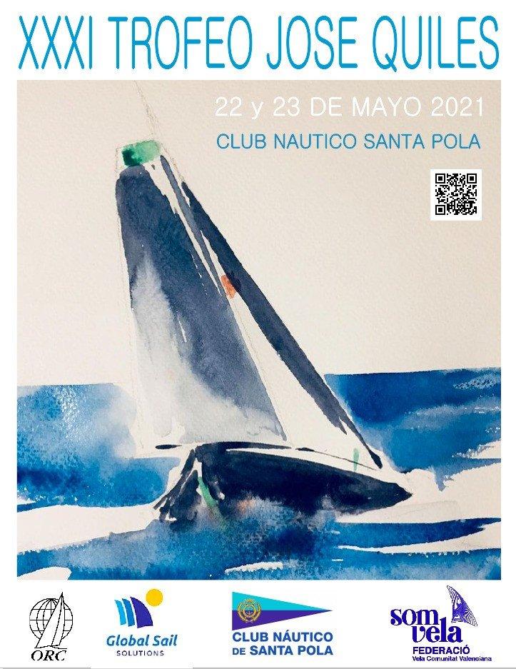 XXXI Trofeo José Quiles Parreño. Santa Pola