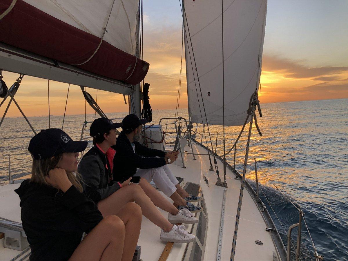 Una semana en velero por Mallorca