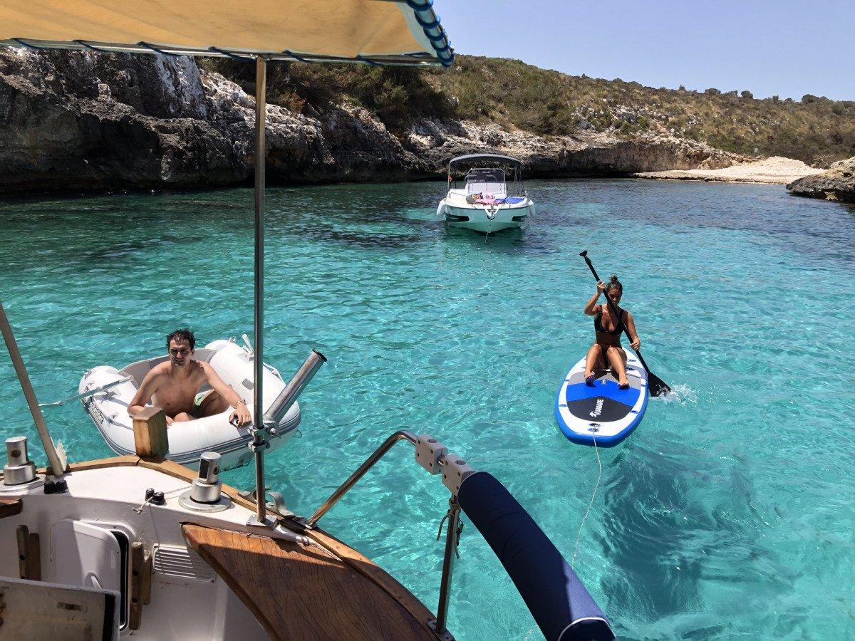 Day Chárter en Marina de Cala D'or (Mallorca)