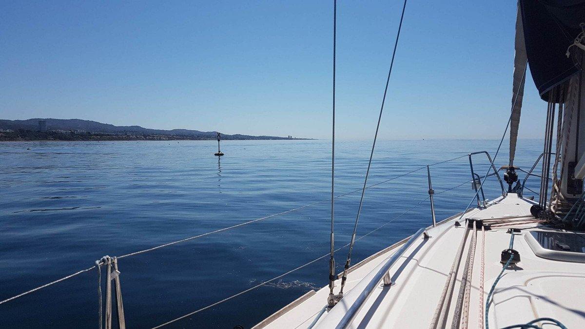 Andalucía Oriental y Baleares desde el Mar