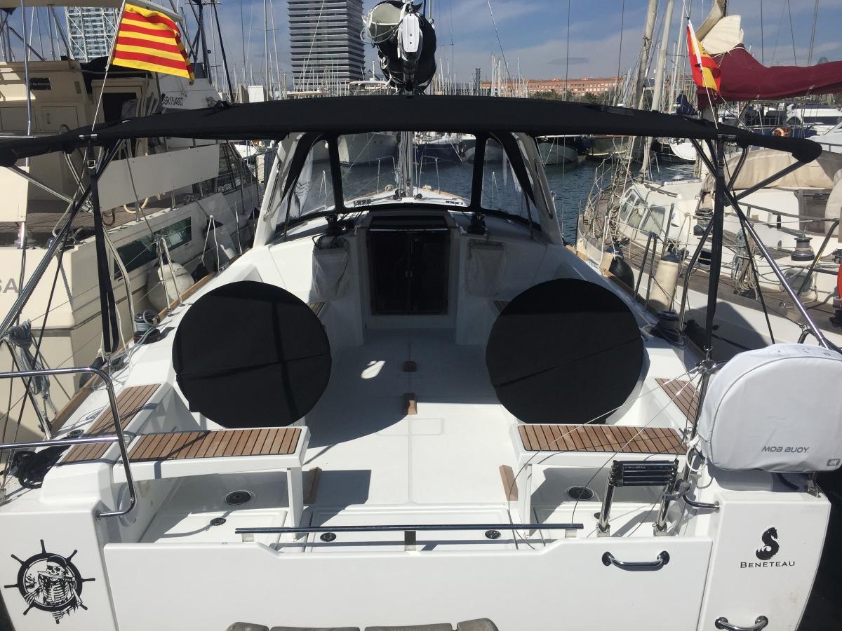 Travesía de Barcelona a Mallorca