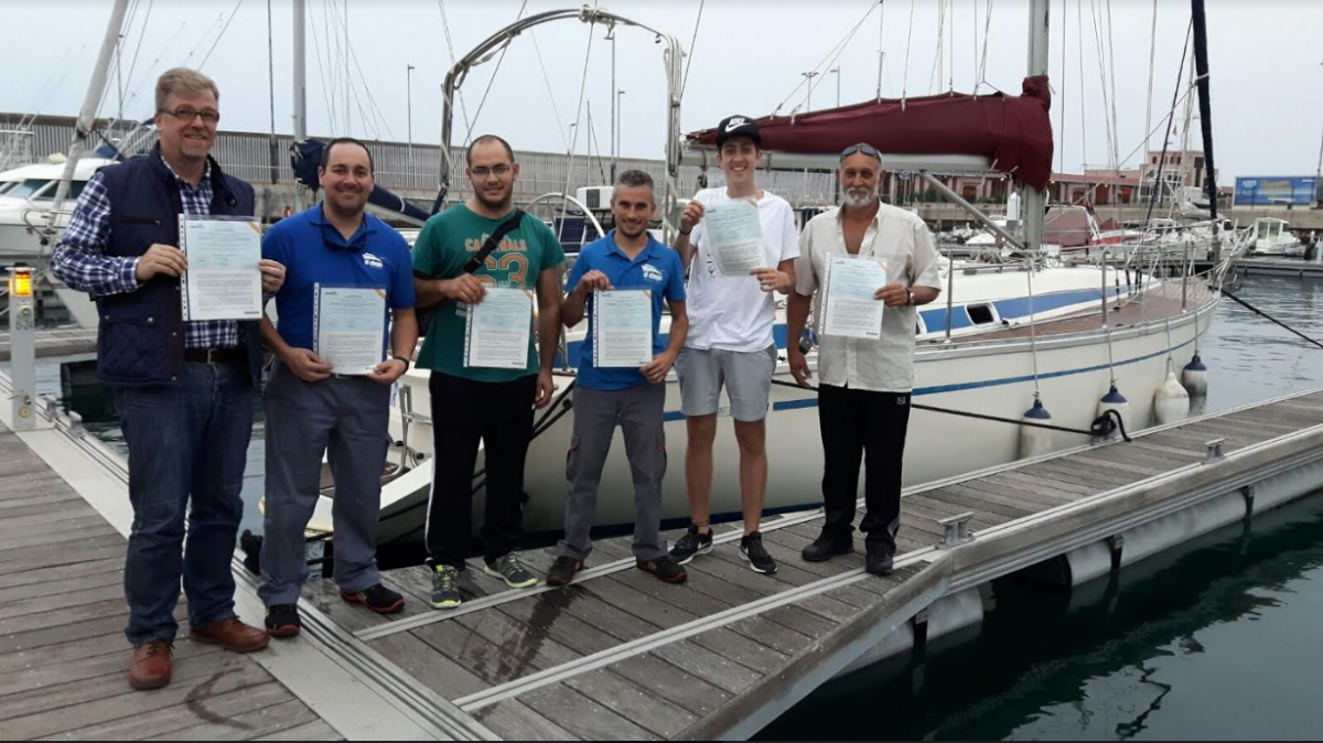 Curso para obtener tu licencia de navegación en Tenerife