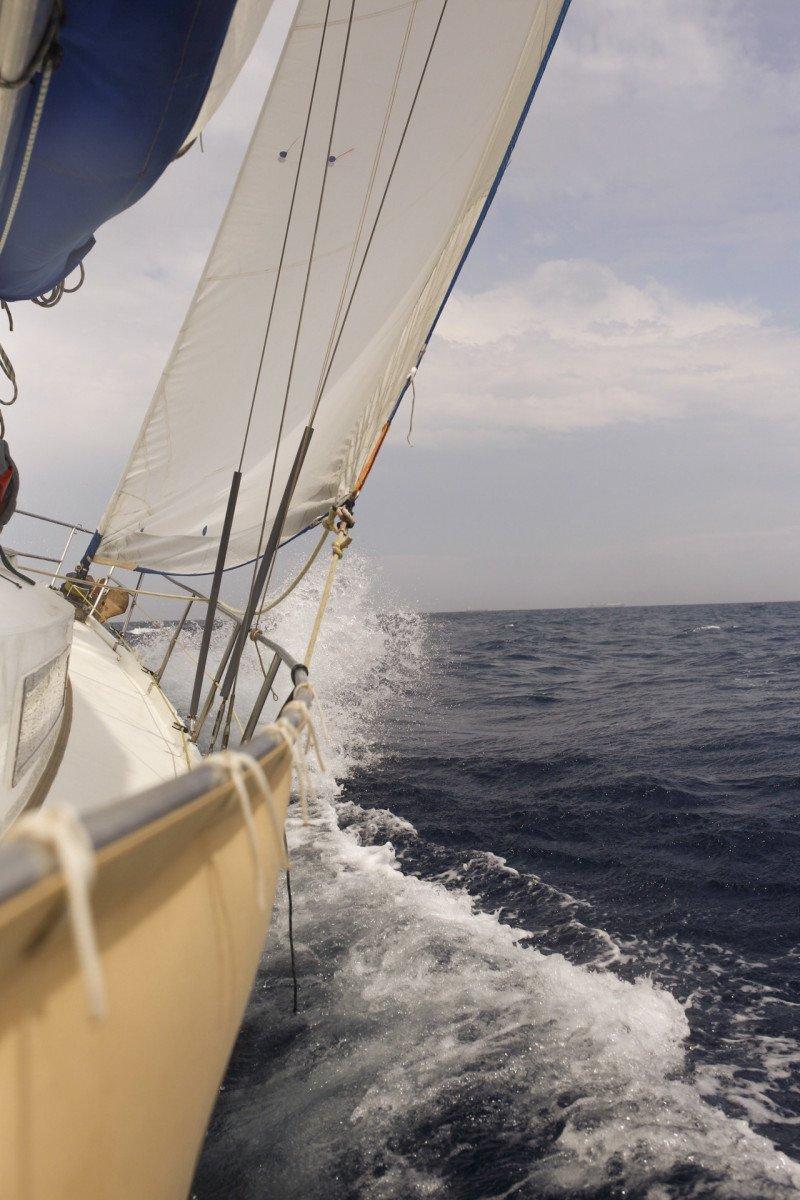 Travesía en velero Menorca - Cerdeña