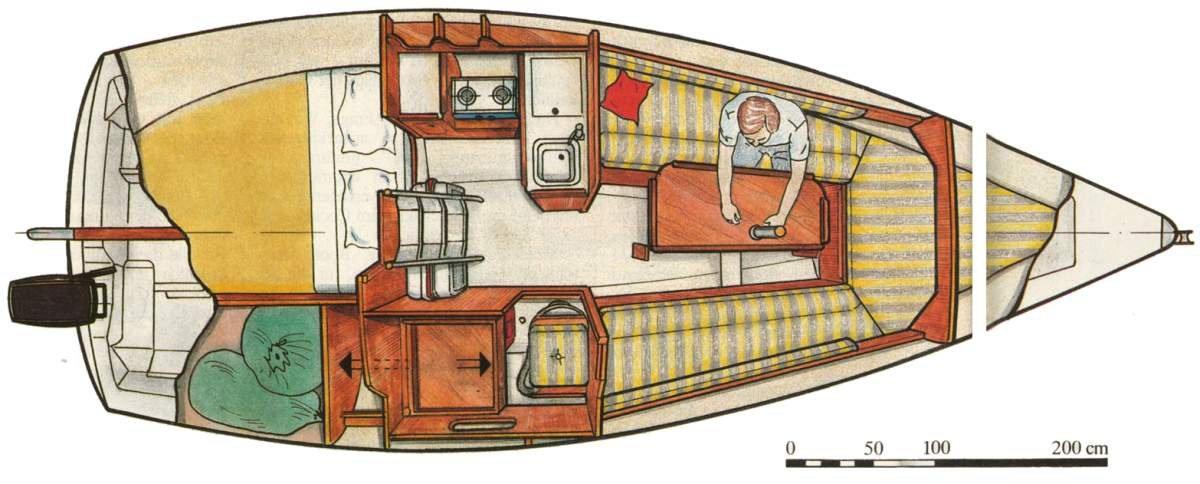 Navega un día en velero en El Rompido