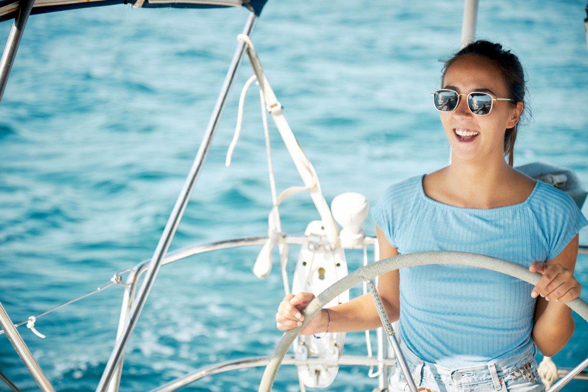 Curso de Licencia de Navegación en Badalona