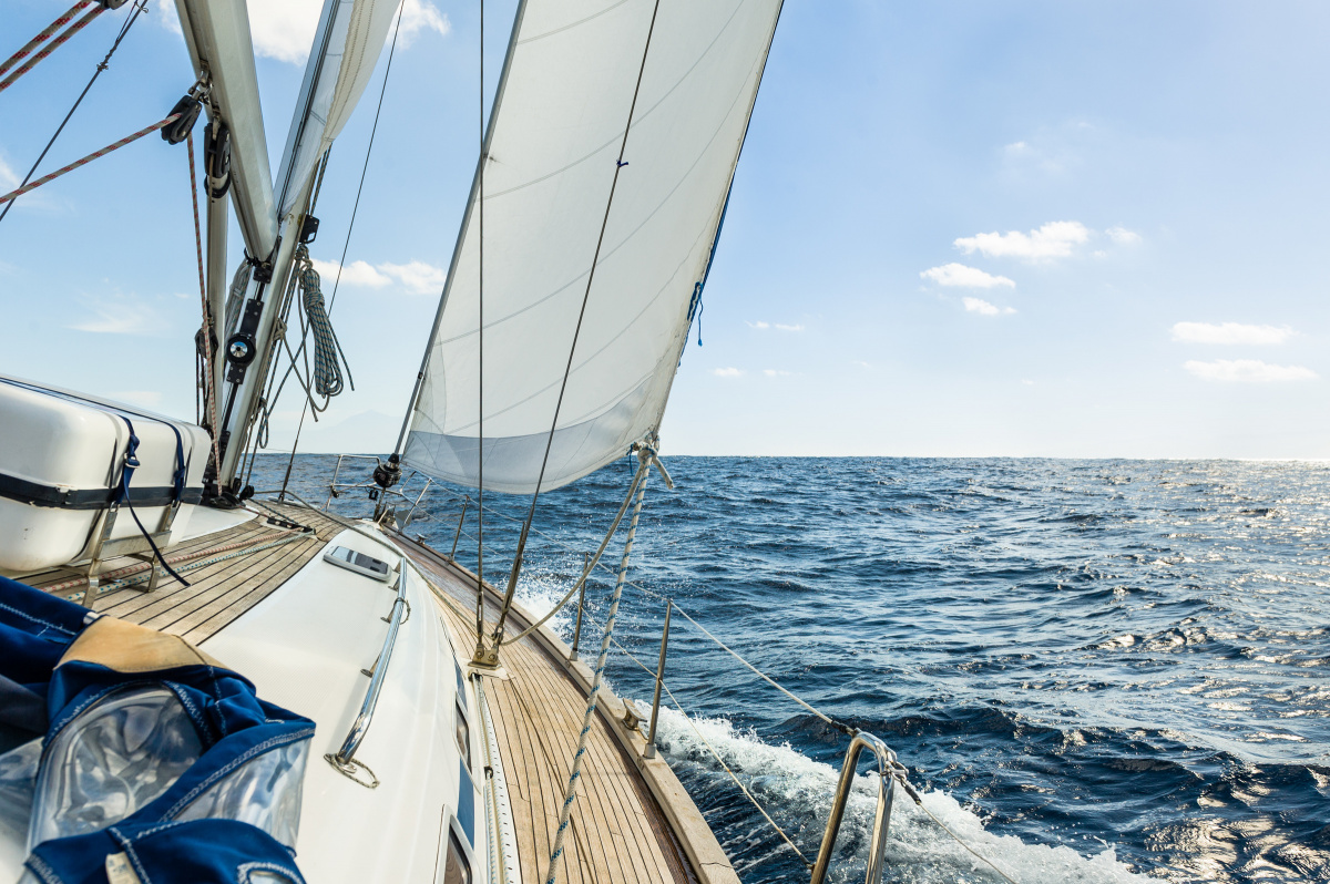 Sailing course in Croatia to improve your skills