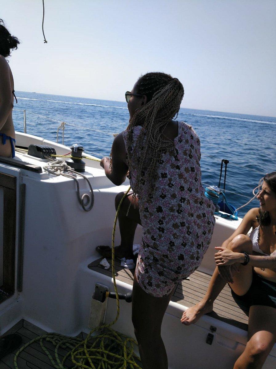 ¡Aprende a navegar desde Badalona!