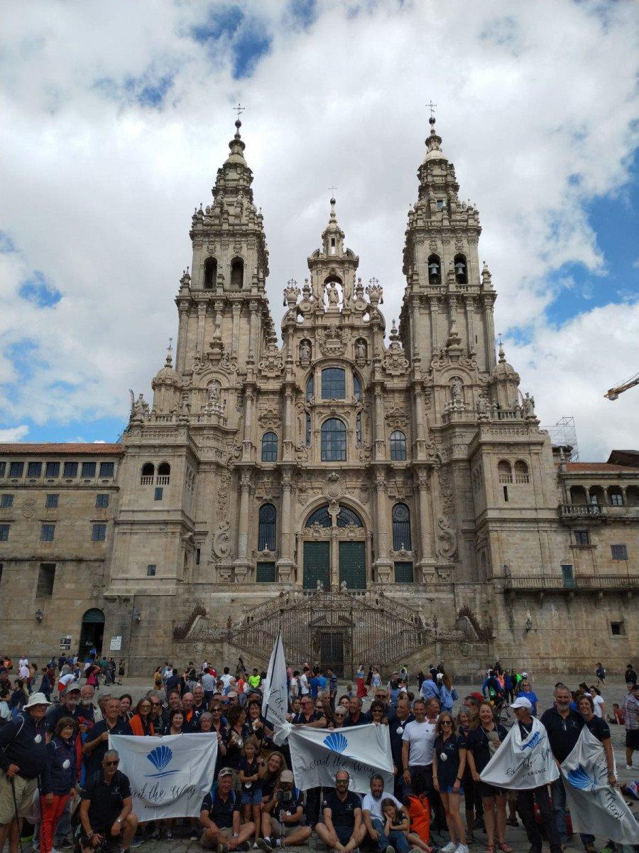 Camino de Santiago a vela - V Travesía Sail The Way