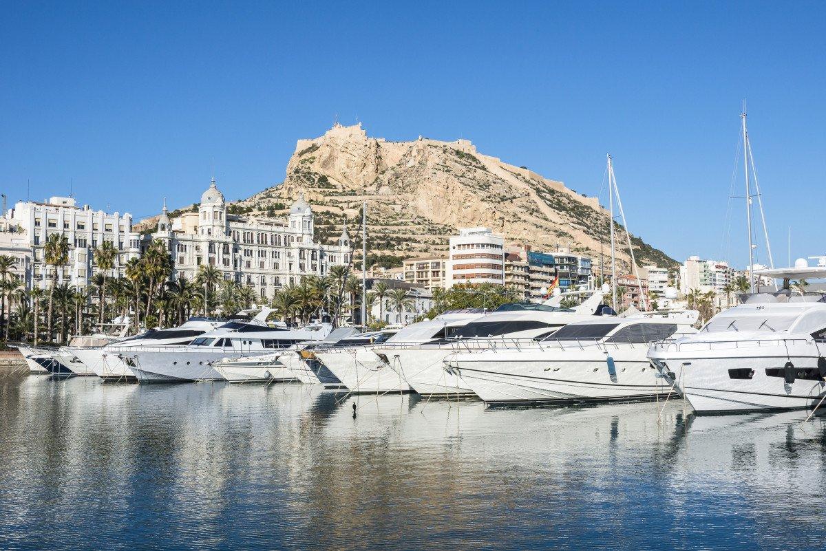 Curso de Buques de Pasaje en Alicante