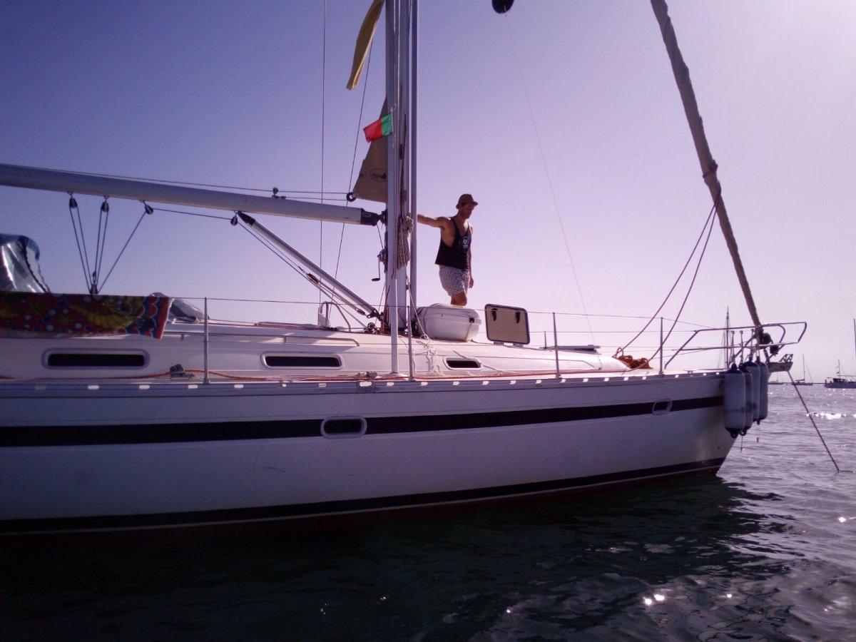 Ascenso y descenso del Guadalquivir en velero