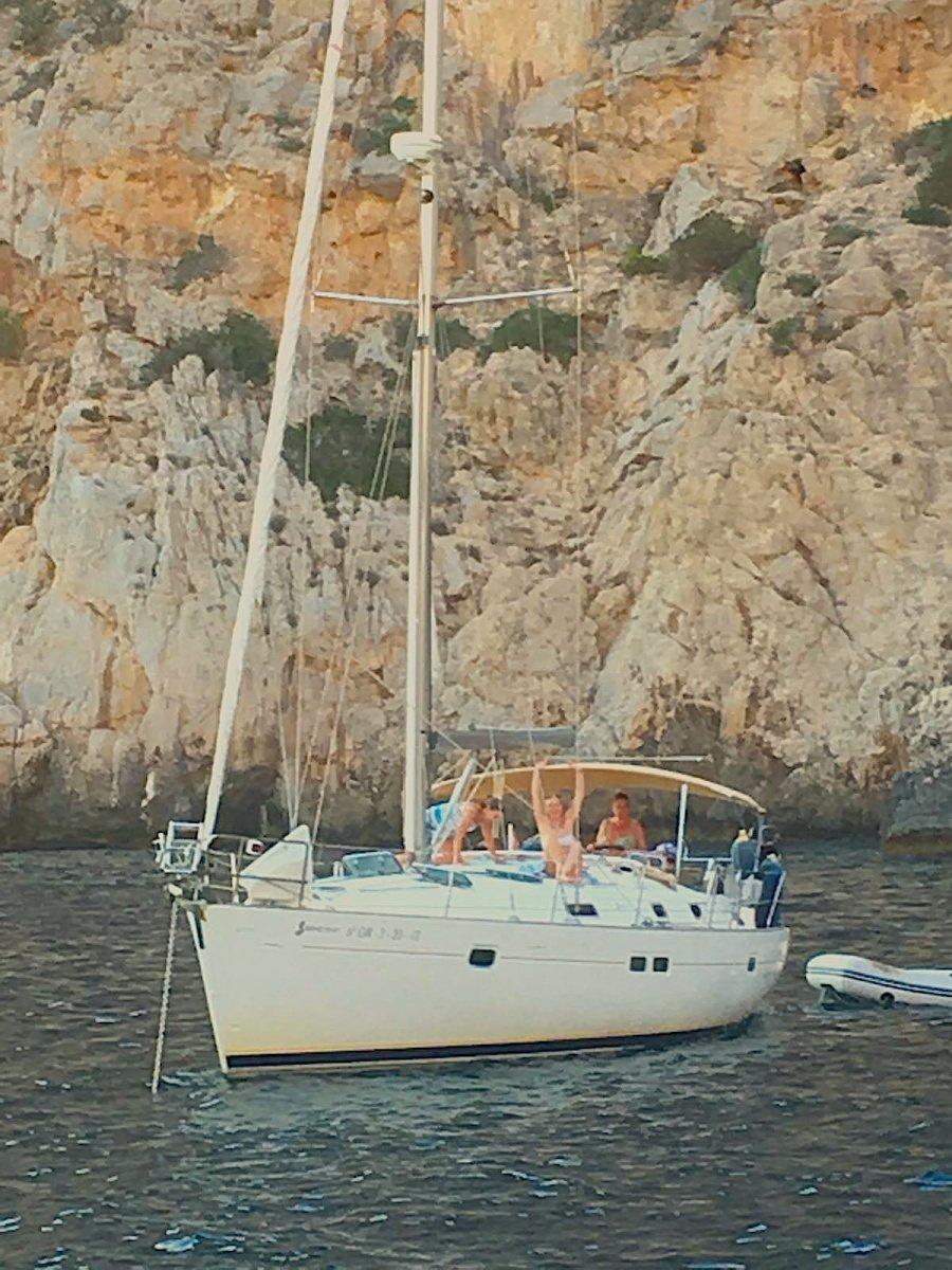 Seis días navegando por Ibiza con salida desde Denia