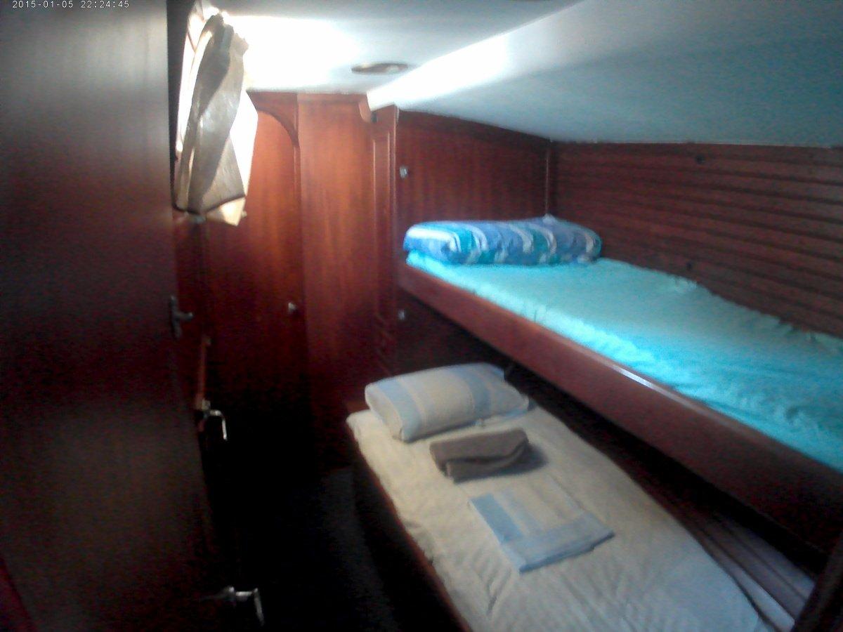 Un dia en velero por Ibiza y Formentera