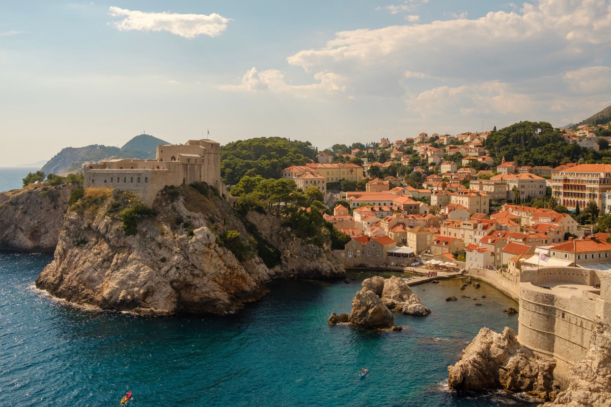 Learn advanced sailing skills on a voyage to Dubrovnik