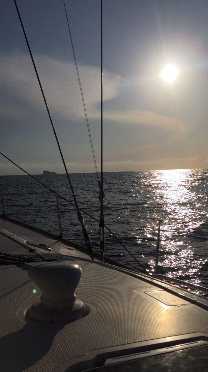 Travesía de fin de semana a las islas Columbretes