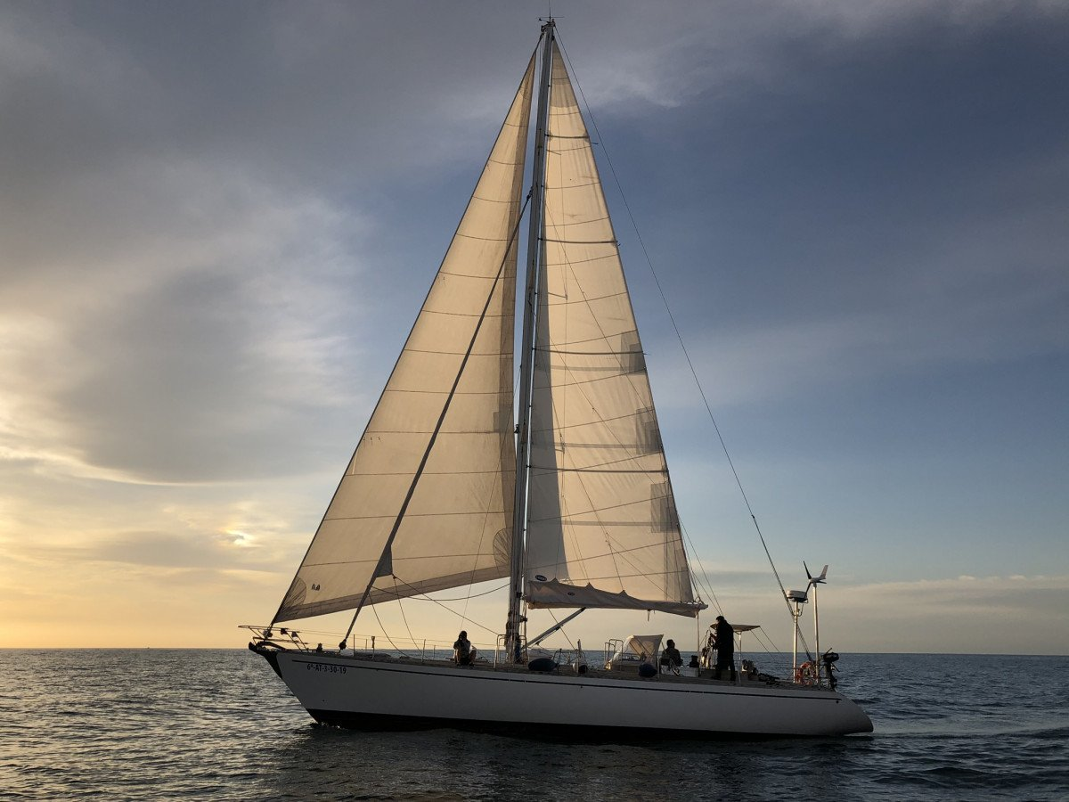 Yacht Skipper Internship in Valencia.
