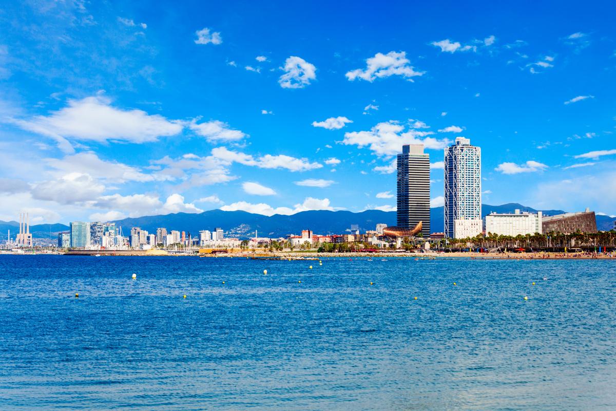 Travesía de Barcelona a Cerdeña