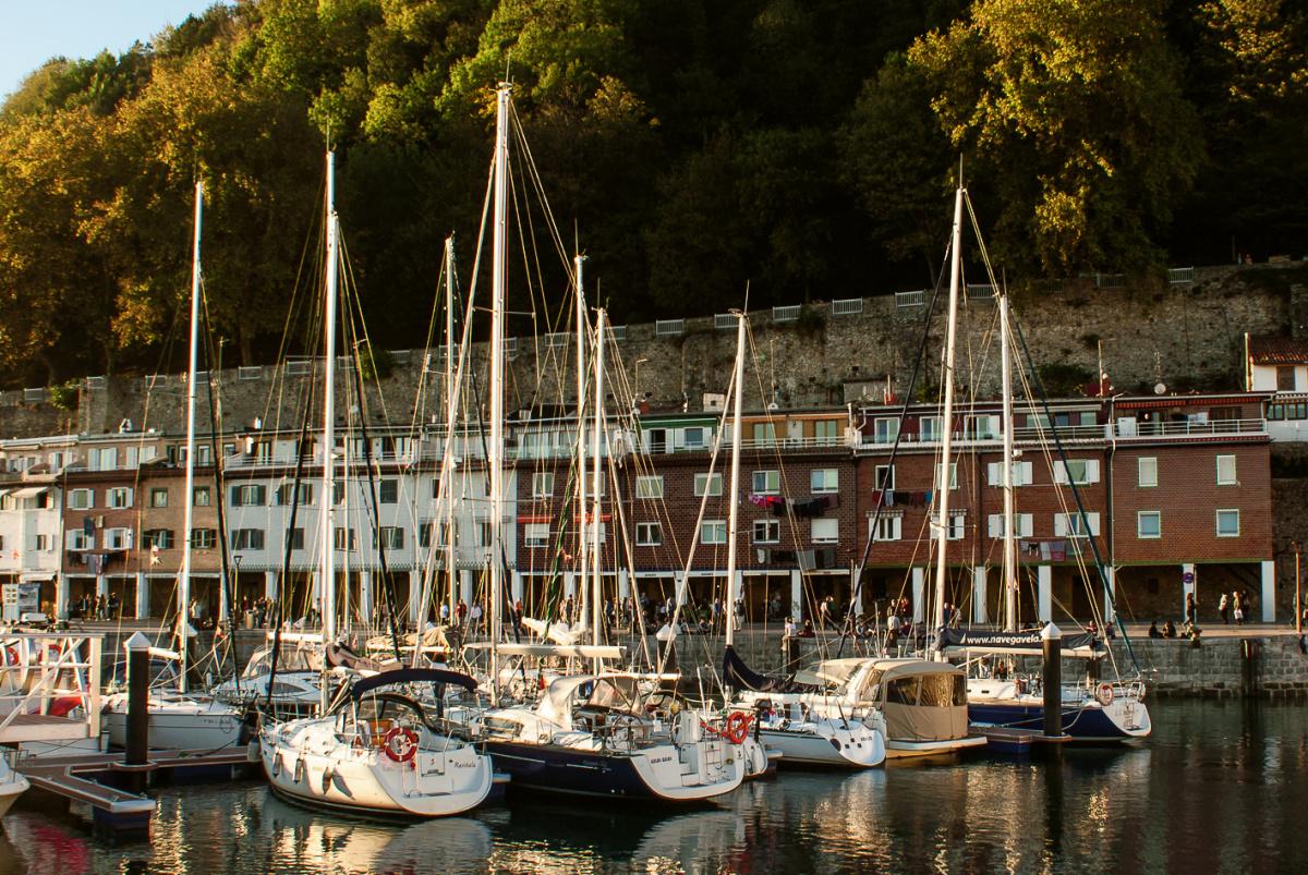 Salida de media jornada por San Sebastián