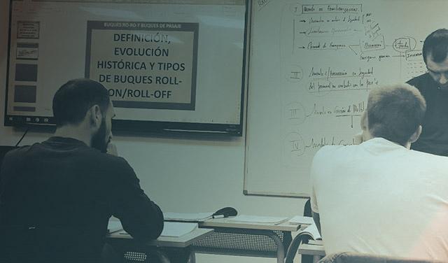Curso de Buques de Pasaje en Palamós y Barcelona