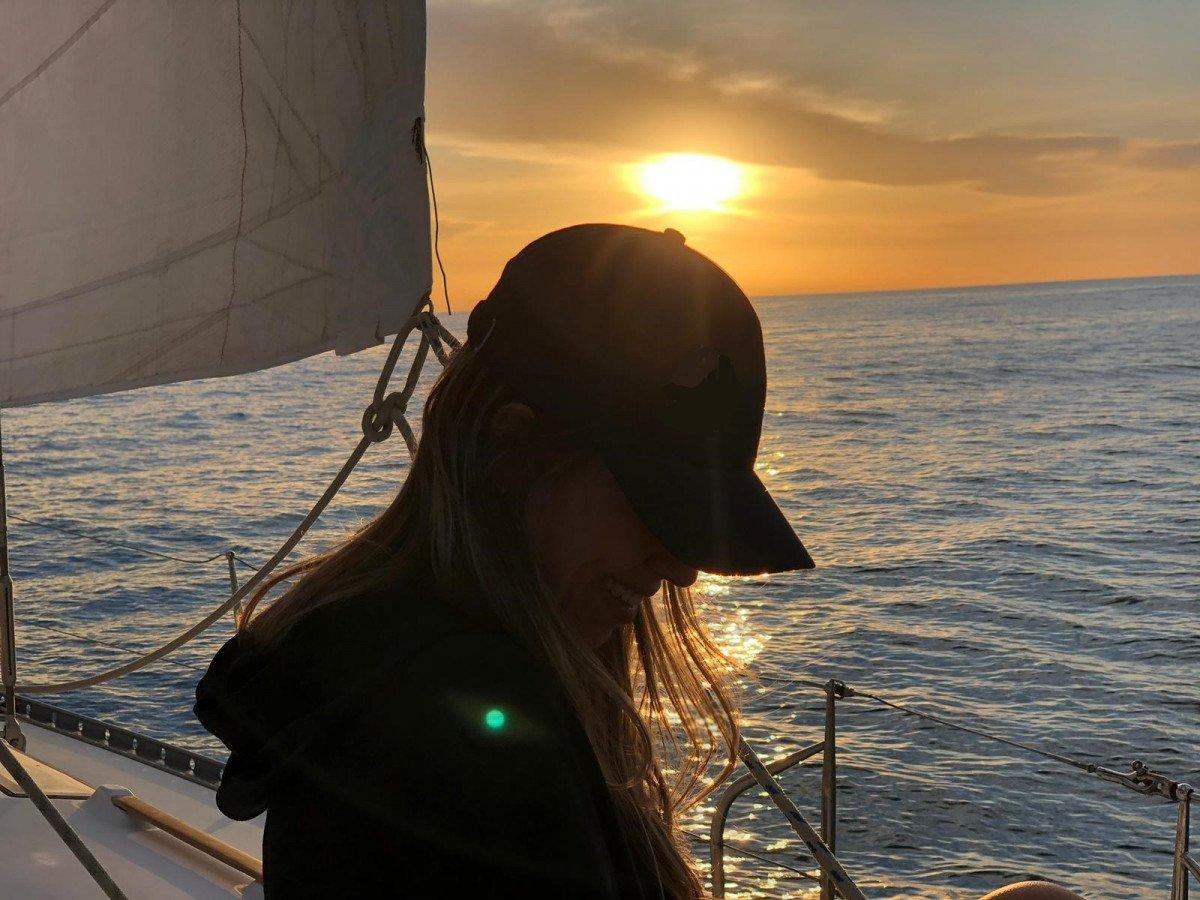 Alquiler de velero por horas en Valencia