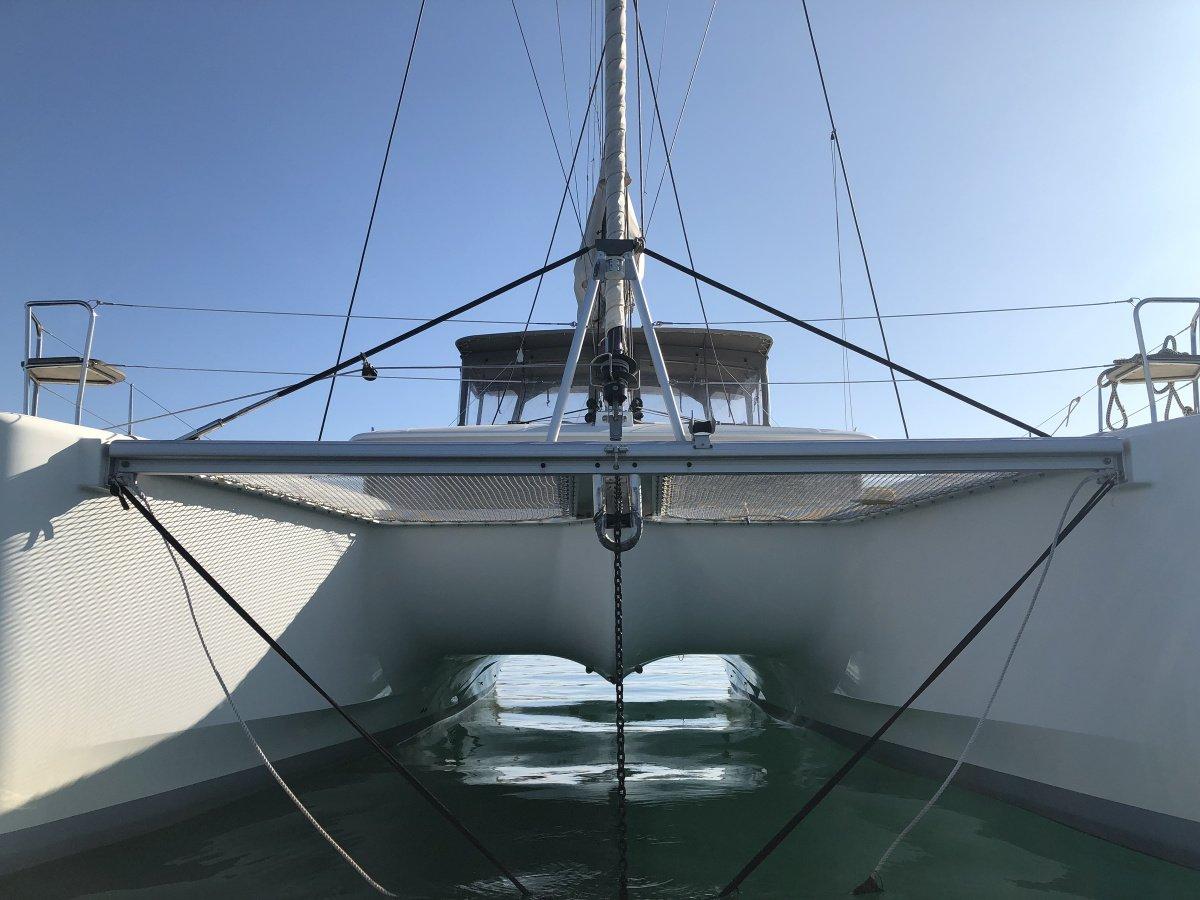 Navegación en catamarán por la Bahía de Santander