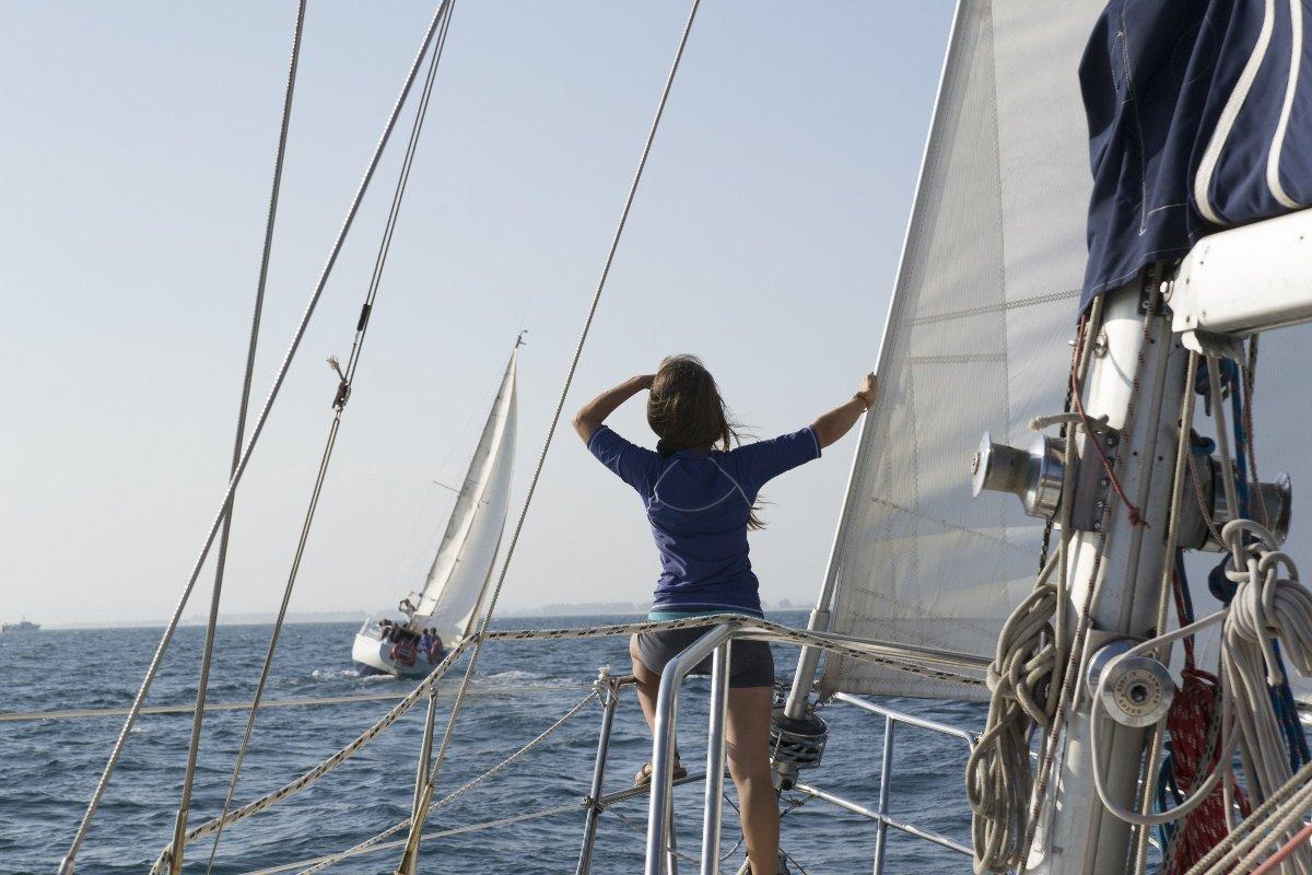 Jornadas de navegación desde Badalona