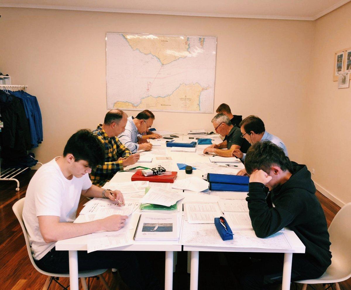 Curso de Patrón de Recreo (PER) en Getxo con prácticas incluidas