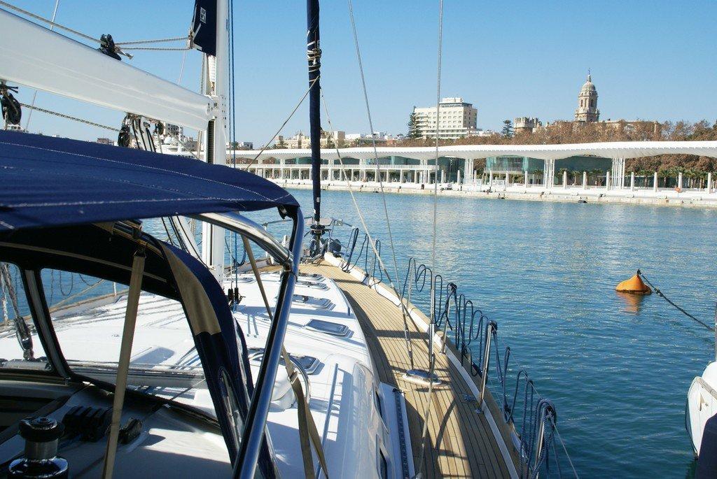 Prácticas de Capitán de Yate en Málaga