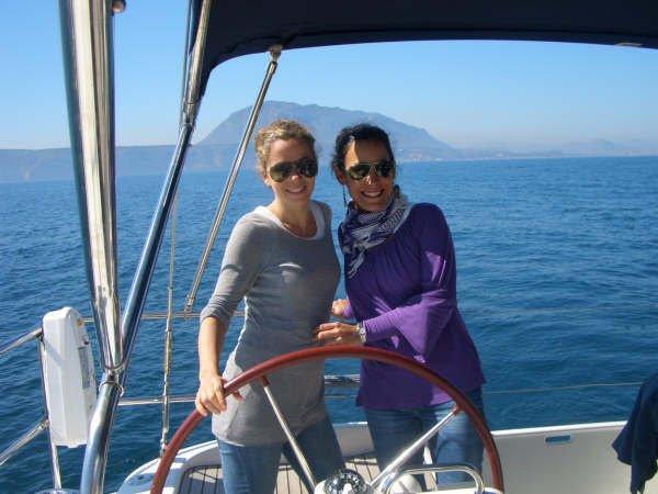Prácticas PER Navegación y Seg. en Denia (pudiendo pernoctar a bordo del velero)