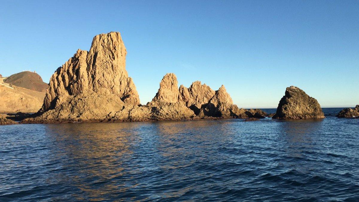 Travesía de medio día a Cabo de Gata