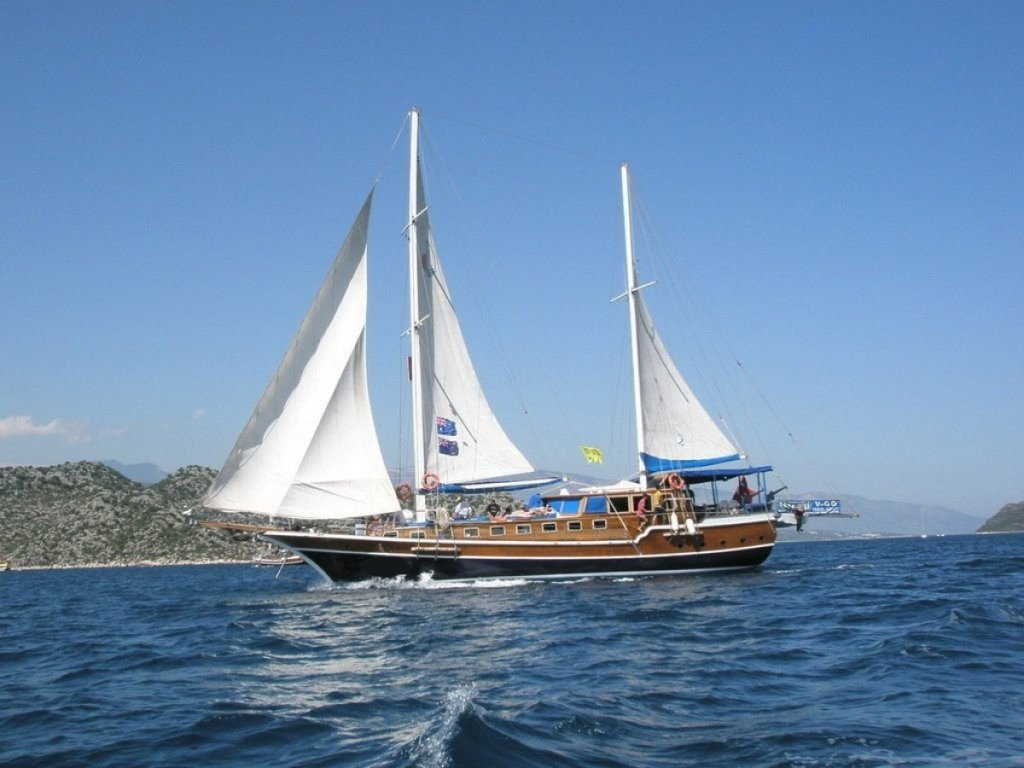 Gulet Holiday from Fethiye with Full Board Food Included