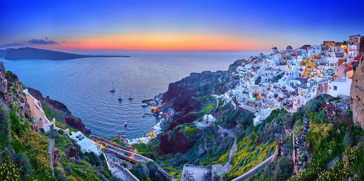 Ruta por las Islas Cícladas de Grecia: Atenas - Mikonos - Santorini