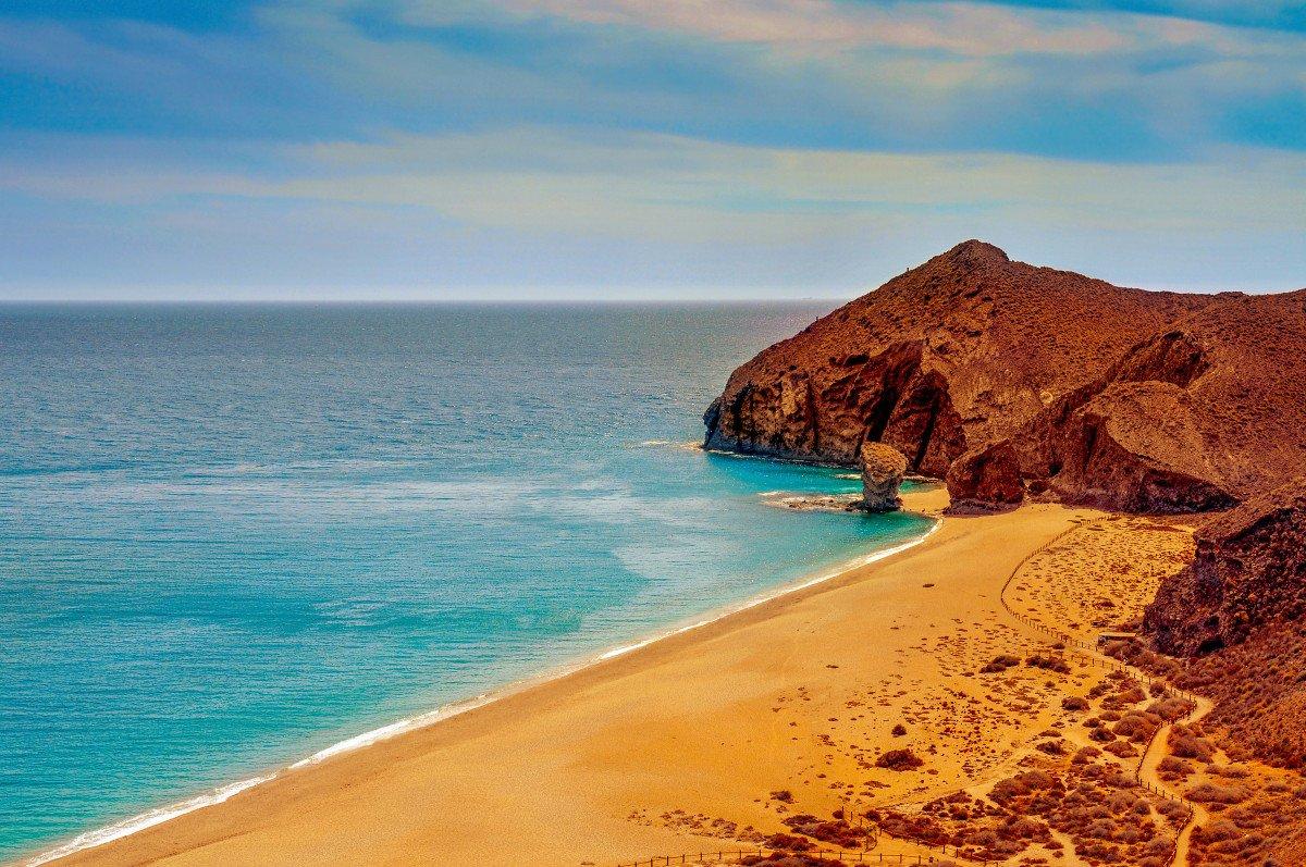 Semana en velero por Cabo de Palos y Cabo de Gata