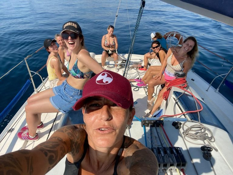 Travesía en velero por Ibiza y Formentera desde Barcelona