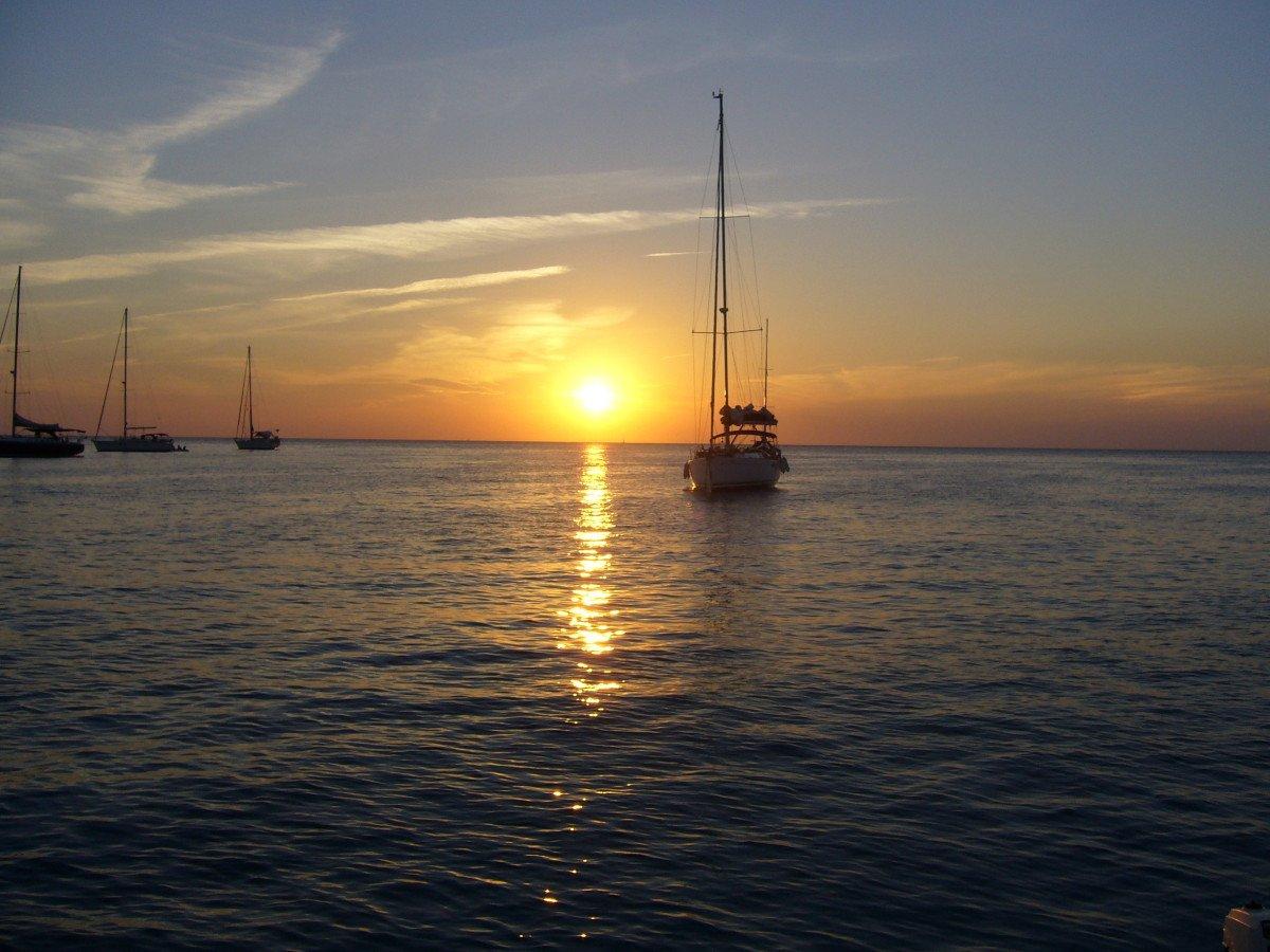 Navegación por el fantástico Delta del Ebro