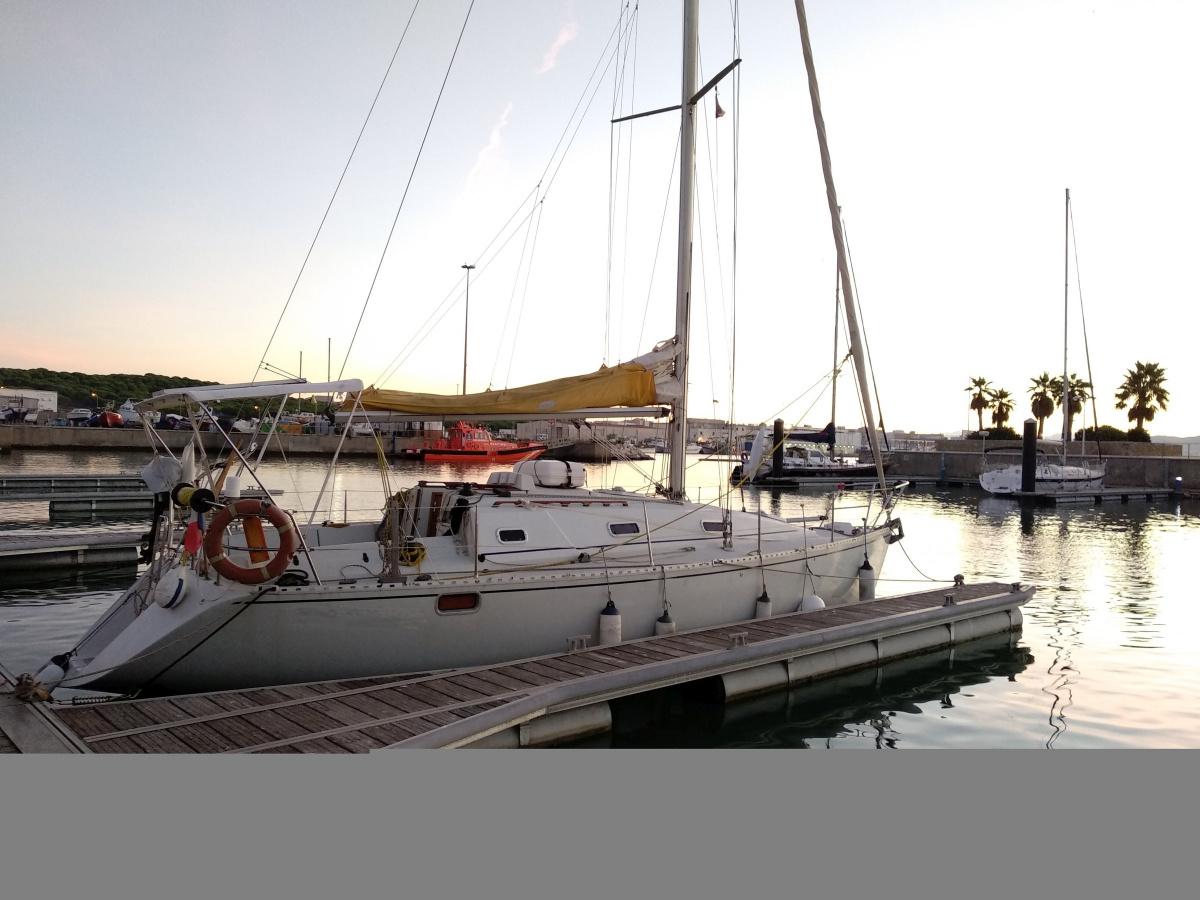 Travesía en velero de Denia a Baleares