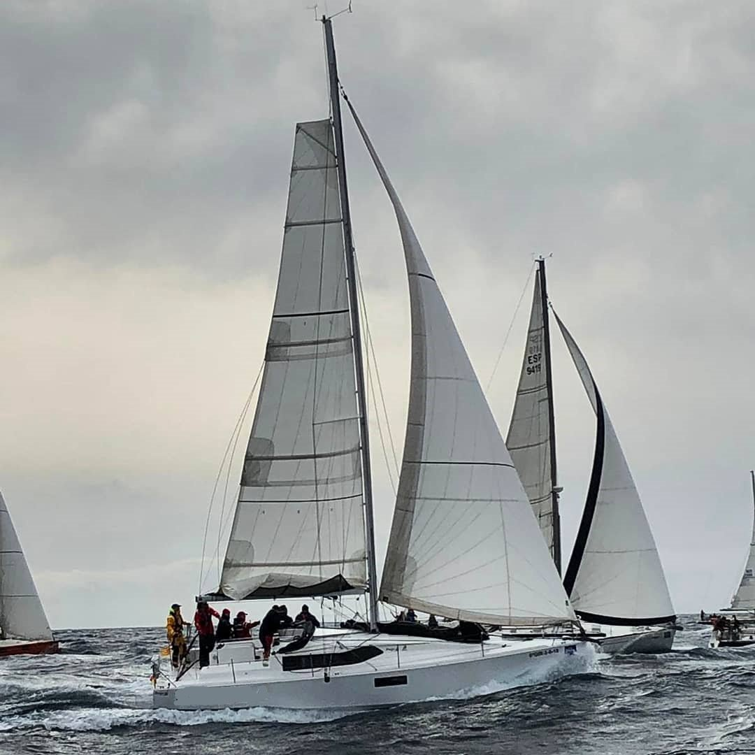 Travesía náutica mediterránea de Roses a Algeciras