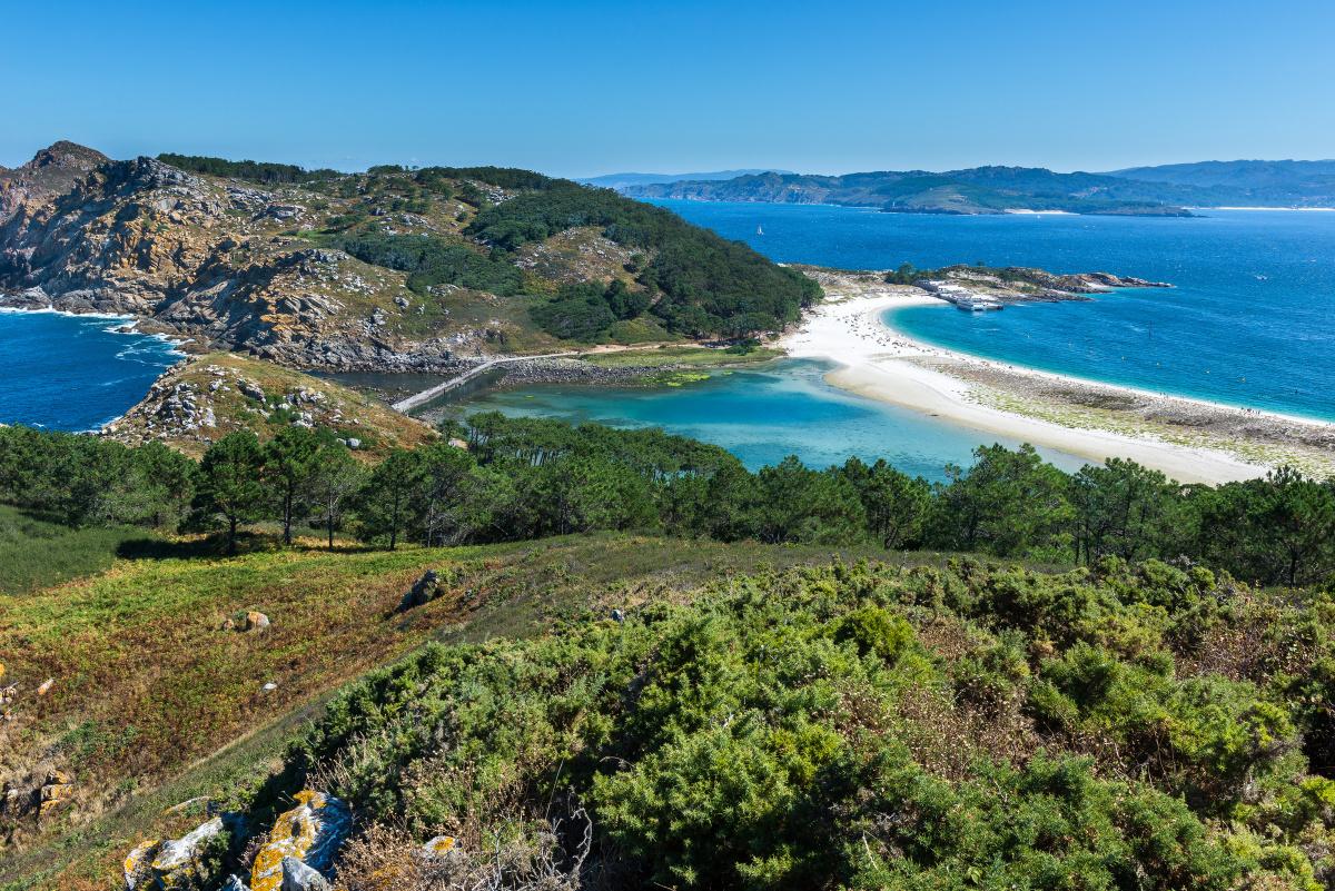 Curso de navegación costera por Rías Bajas durante 2 días